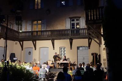 Théâtre : Le Concierge à La Cote Saint Andre