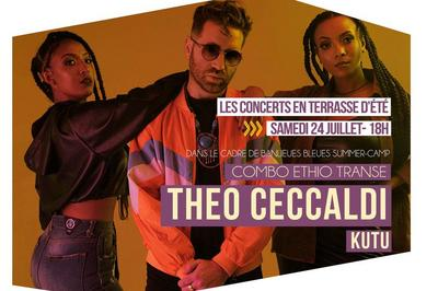 Theo Ceccaldi / Kutu - Combo Ethio Transe à Tremblay en France