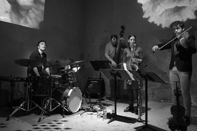 Théo Ceccaldi quartet à Quimper