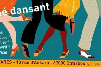 Thés Dansants De L'ares à Strasbourg