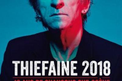 Thiefaine 2018 à Rennes