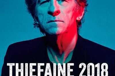 Thiefaine 2018 à Lyon