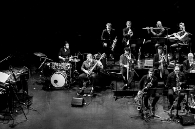 Thierry Maillard Big Band / Zappa For Ever à Boulogne Billancourt