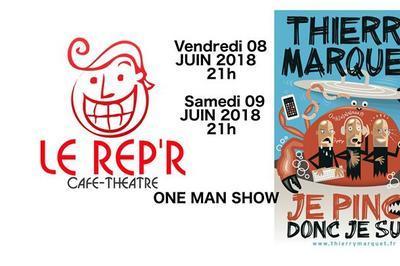 Thierry Marquet - Je pince donc je suis à Puygouzon