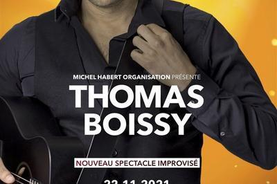 Thomas Boissy à Paris 14ème