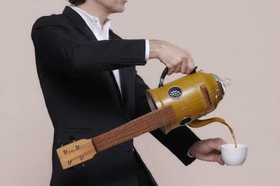 Thomas Fersen En Concert à Guipel