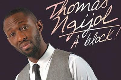 Thomas Ngijol à Paris 3ème