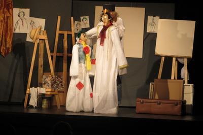 Tilou et le pinceau magique à Les Sables d'Olonne