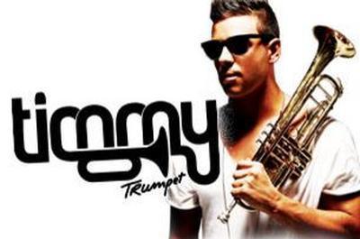 Timmy Trumpet à Paris 9ème