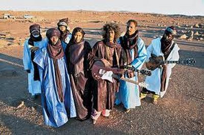 Tinariwen à Cenon