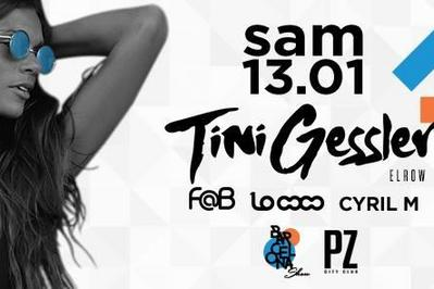 TINI Gessler (elrow) / Barcelona Show à Montpellier