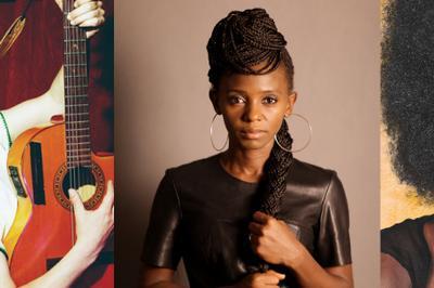 Toma Sidibé, Pamela Badjogo et Kandy Guira - Concert gratuit en plein air à Gennevilliers