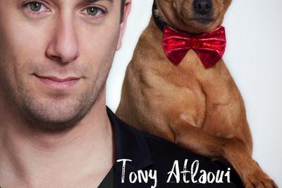 Tony Atlaoui Dans One Man Dog à Paris 18ème
