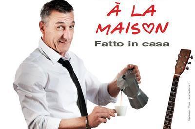 Tony Di Stasio Dans Comme à La Maison à Saint Etienne