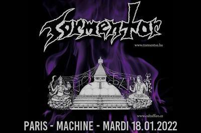 Tormentor + Cult Of Fire à Paris 18ème
