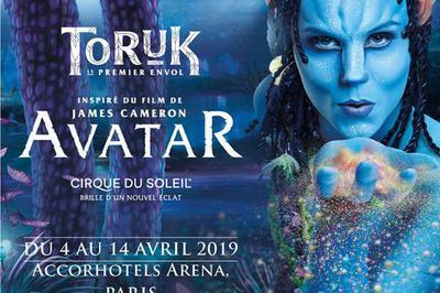 Toruk à Paris 12ème