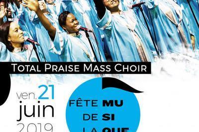 Total Praise Mass Choir à Paris 11ème