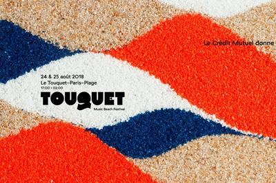 Touquet Music Beach Festival 2018