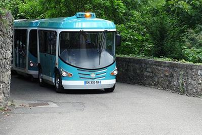Tour De Ville Commenté En Vienne City Tram