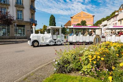 Tour Découverte D'epinal Commenté En Petit Train Touristique à Epinal