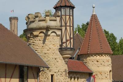 Tour Du Schlossberg à Forbach