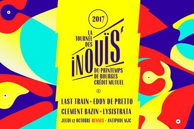 Tournee Des Inouis 2017 à Rennes