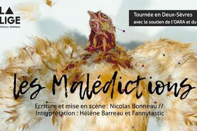 Tournée Les Malédictions en Deux-Sèvres à Niort