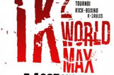 Tournoi De K1 Rules De - 72kg à Marseille