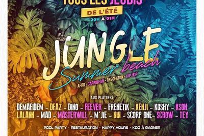 Tous Les Jeudis | Jungle Summer Beach  à Montpellier