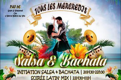 Salsa & Bachata | Initiation Danse Et Soirée Latin' Mix à Montpellier