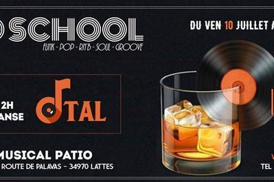 Tous Les Vendredis | Soirée Old School - Mix Dj Tal à Lattes