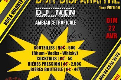 Tout Doit Disparaitre | Mix By Dj Nin à Montpellier