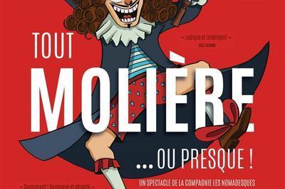 Tout Molière... Ou Presque ! à Avignon