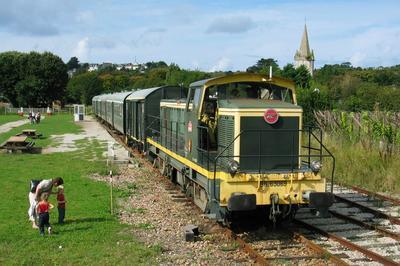 Train Touristique Du Cotentin à Barneville Carteret