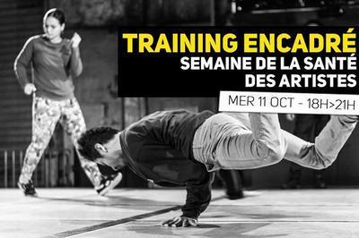 Training encadré avec un ostéopathe + Romuald Brizolier à Lille