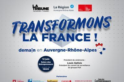 Transformons La France ! à Lyon