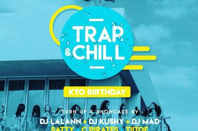 Trap & Chill Party à Montpellier