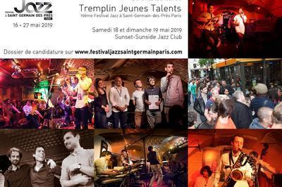 Tremplin Jeunes Talents - Jour 1 à Paris 1er