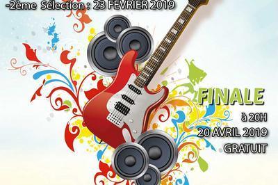 7° Tremplin musical de la ville de Muret (2° sélection)