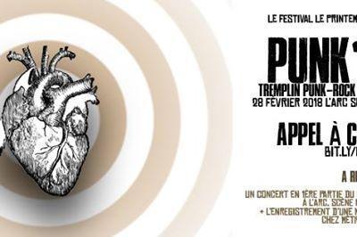 Punk'ulture Tremplin Punk à Le Creusot