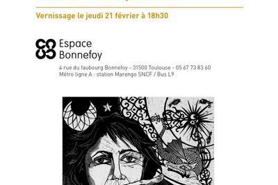 Triennale européenne de l'estampe contemporaine à Toulouse