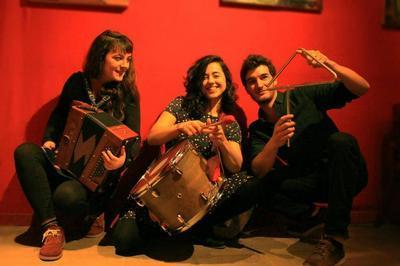 Trio Alavantu à Lautrec