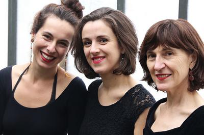 Trio Anima musique classique et du monde à Grenoble