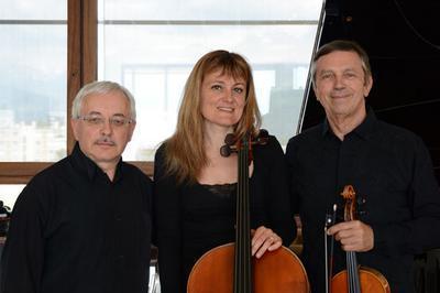 Trio Beethoven Et Mendelssohn à Grenoble