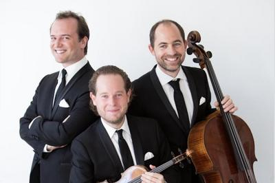 Trio Chausson : piano et cordes ! à Xanton Chassenon