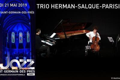 Trio Herman-Salque-Parisien à Paris 6ème