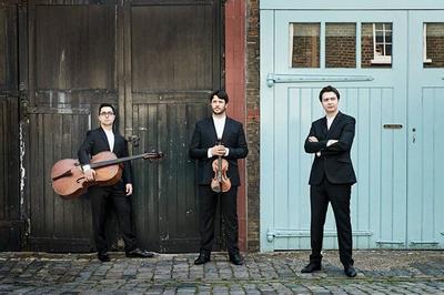 Trio Isimsiz - Brahms et Korngold à Magny les Hameaux