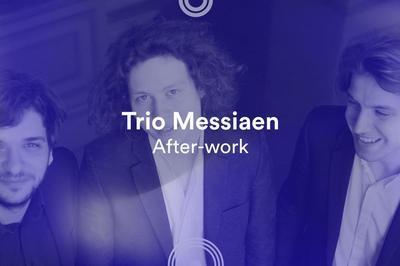 Trio Messiaen • 72e Festival de musique de Besançon à Besancon