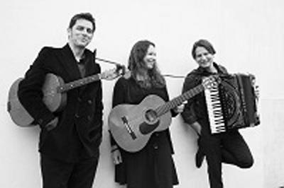 Trio Skazat à Versailles