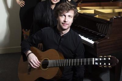 Trio Toucher,« Hyakunin Isshu » à Issy les Moulineaux